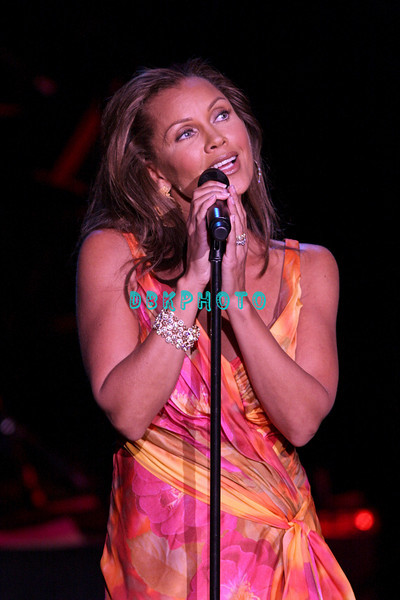ATLANTIC CITY, NJ - APRIL 4  Multi talented Vanessa Williams appears at The Concert Venue for An Evening With Vanessa Williams in Harrah's Atlantic City on April 4, 2008 in Atlantic City, New Jersey.