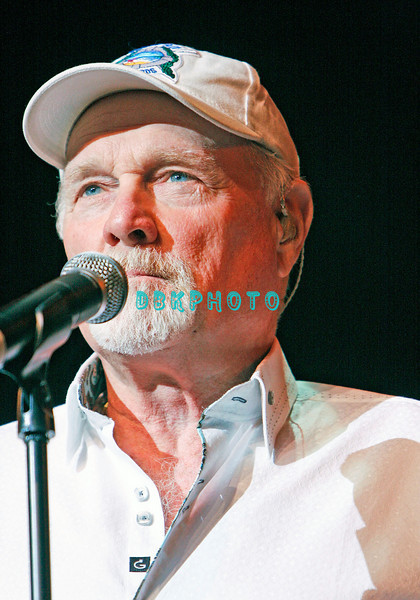 ATLANTIC CITY, NJ - NOVEMBER 27:  Mike Love original Beach Boys member performs with the band at Tropicana Casino on November 27, 2009 in Atlantic City, New Jersey.