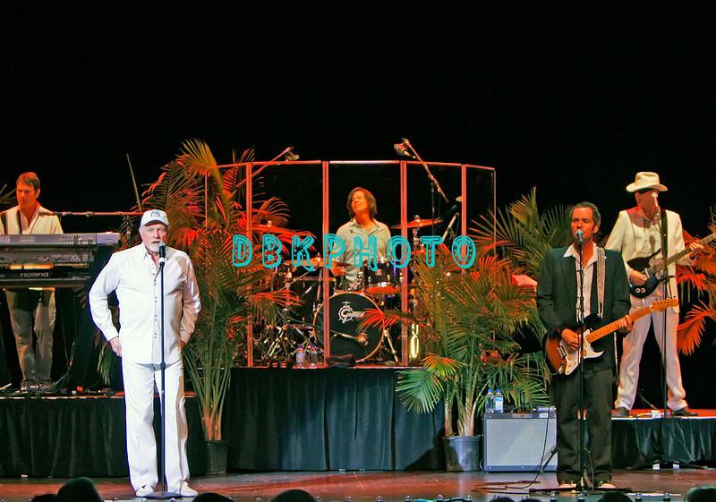 ATLANTIC CITY, NJ - NOVEMBER 27:  The Beach Boys performs at Tropicana Casino on November 27, 2009 in Atlantic City, New Jersey.