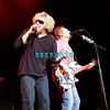 ATLANTIC CITY, NJ - AUGUST 22:  Sammy Hagar, Lead singer and guitarist (L) and Bassist Michael Anthony of the band Chickenfoot performs at the House of Blues on August 22, 2009 in Atlantic City, New Jersey.  =