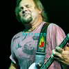 ATLANTIC CITY, NJ - AUGUST 22:  Bassist Michael Anthony of the band Chickenfoot performs at the House of Blues on August 22, 2009 in Atlantic City, New Jersey.