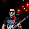 ATLANTIC CITY, NJ - AUGUST 22:  Guitarist, Joe Satriani of the band Chickenfoot performs at the House of Blues on August 22, 2009 in Atlantic City, New Jersey.