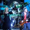 ATLANTIC CITY, NJ - JUNE 13:  Stevie Nicks (L) and  Lindsey Buckingham of Fleetwood Mac performs at Boardwalk Hall Arena on June 13, 2009 in Atlantic City, New Jersey. <br /> Stevie Nicks & Lindsey Buckingham