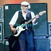 ATLANTIC CITY, NJ - JUNE 13:  John McVie of Fleetwood Mac performs at Boardwalk Hall Arena on June 13, 2009 in Atlantic City, New Jersey.   John McVie