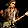 ATLANTIC CITY, NJ - OCTOBER 24:  Lenny Kravitz performs in concert at Borgata Hotel Casino & Spa on October 24, 2009 in Atlantic City, New Jersey.  (