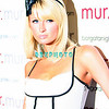 ATLANTIC CITY, NJ - JUNE 13:  Paris Hilton poses for cameras she visits the Club mur.mur at the Borgata Hotel Casino & Spa on June 13, 2009 in Atlantic City, New Jersey.