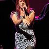 ATLANTIC CITY, NJ - JUNE 26:  Allison Iraheta, opening act for Adam Lambert