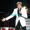 ATLANTIC CITY, NJ - Barry Manilow