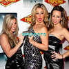 ATLANTIC CITY, NJ - MARCH 05:  Holly Montag (C) is joined by Tropicana In Card Girls Tiffany Laiell (L) and Brittney Derrickson (R) as she visits the Tropicana Casino on March 5, 2010 in Atlantic City, New Jersey.