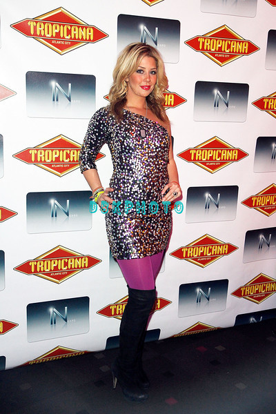 ATLANTIC CITY, NJ - MARCH 05:  Holly Montag visits the Tropicana Casino on March 5, 2010 in Atlantic City, New Jersey.