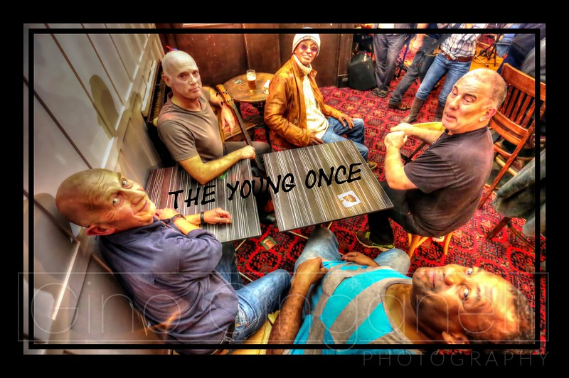 "Introducing ""The Young Once"""