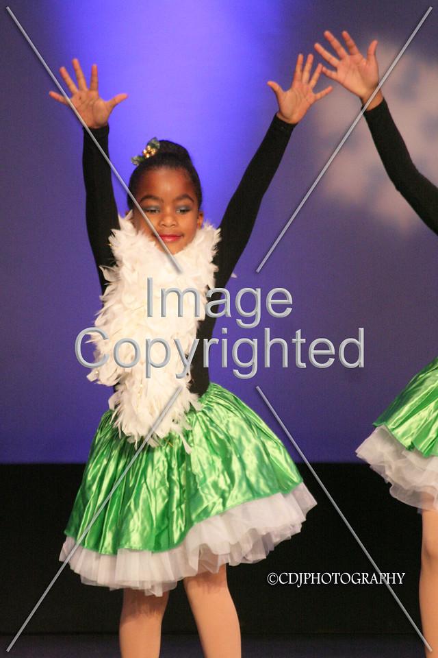 2014 The Zone Dance Center Tis the Season