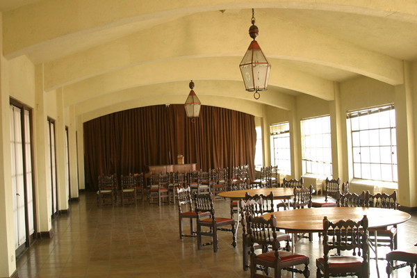 EBELL DINING ROOM