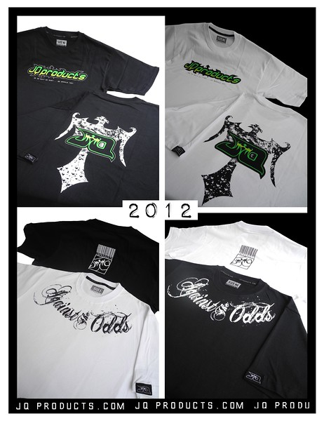 THE T-Shirts 2012