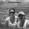 APRIL 22 2013<br /> Brookney and I at shipwreck Beach, Lana'i