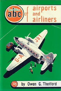 1948 Airports and Airliners, 1st (Only) Edition.