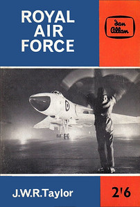 1962 Royal Air Force , 4th Edition.