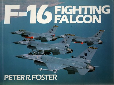 1989 F-16 Fighting Falcon.