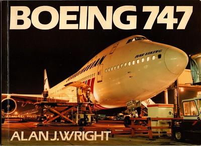 1989 Boeing 747.