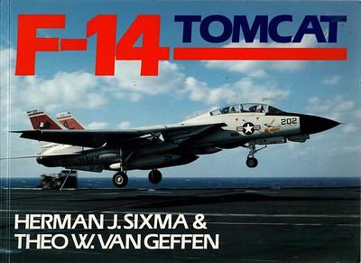 1991 F - 14 Tomcat.