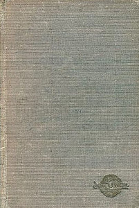 1949 Combined Volume minus dust jacket; this is a white/light grey example. ABC OF BRITISH LOCOMOTIVES in gold along length of spine, with IAN ALLAN in smaller letters. Gold Ian Allan logo on front cover.