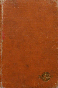 1949 Combined Volume minus dust jacket; this is a brown example. ABC OF BRITISH LOCOMOTIVES in gold along length of spine, with IAN ALLAN in smaller letters. Gold Ian Allan logo on front cover.