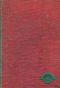 Winter 1951 Combined Volume minus dust jacket; dark red. ABC OF BRITISH LOCOMOTIVES in gold along length of spine, with IAN ALLAN in smaller letters. Gold Ian Allan logo on front cover.