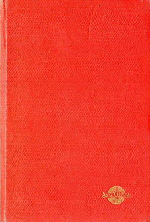 Summer 1952 Combined Volume minus dust jacket; red. ABC OF BRITISH LOCOMOTIVES in gold along length of spine, with IAN ALLAN in smaller letters. Gold Ian Allan logo on front cover; note that from this edition, the logo is smaller than on previous covers.