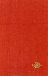 Winter 1952 Combined Volume minus dust jacket; red. ABC OF BRITISH LOCOMOTIVES in gold along length of spine, with IAN ALLAN in smaller letters. Gold Ian Allan logo on front cover.