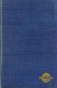 1948 Combined Volume minus dust jacket; this is a dark blue example. ABC OF BRITISH LOCOMOTIVES in gold along length of spine, with IAN ALLAN in smaller letters. Gold Ian Allan logo on front cover.