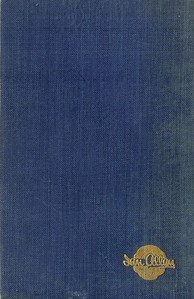 Summer 1951 Combined Volume minus dust jacket; this is a dark blue example. ABC OF BRITISH LOCOMOTIVES in gold along length of spine, with IAN ALLAN in smaller letters. Gold Ian Allan logo on front cover.