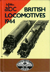1944 British Locomotives, Combined Volume (1993 reissue), published April 1993, 208pp £6.99. ISBN 0-7110-2113-9. This edition had a number of versions, the first has the IA logo on the spine; printed at the same time, & coded CN2108, another version doesn't have the spine logo. BCA (book club) reprints from April 1993 carry no code. This edition was again reprinted in February 2001, with copies both with & without the IA spine logo both carrying ISBN 0-7110-2113-9. The price by now had reached £9.99.