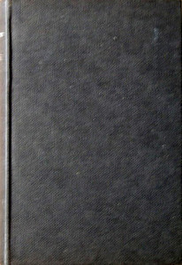 1955 (Winter) Combined Volume (January 1974 reissue with Locoshed) minus dust jacket, black. 'B. R. Locomotives and Locoshed Book 1955' written horizontally in silver across the spine, with 'IAN ALLAN' across the bottom. No text or logo on the front cover.