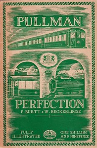 1948 Pullman and Perfection, 2nd edition, published September 1948, 40pp 1/9, no code. 7.25 in x 4.75 in.