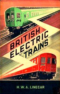 "1949 British Electric Trains, by H W A Linecar, 2nd edition, published 1949, 132pp, unpriced (but probably 5/-), no code. Size 8.5"" x 4.5"". Softback, no dust cover. Not actually an ABC as such, nevertheless it fulfilled the same function, was published by Ian Allan, and shouldn't be overlooked."