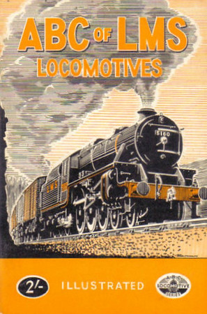 1947 9th edtn - ABC of LMS Locomotives, published June 1947, 64pp 2/-, no code. Main LMS & relevant Scottish engine sheds listed with codes. Cover drawing by A N Wolstenholme of 'Black 5' 5MT Class 4-6-0 5160.