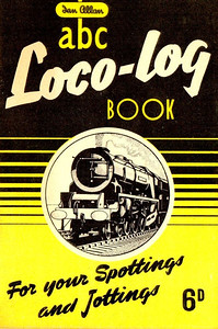 1951 Loco-Log Book, published November 1951, price 6d.