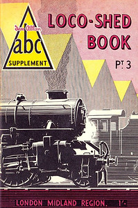 1950 Pt.3, Loco-Shed Book - London Midland Region.