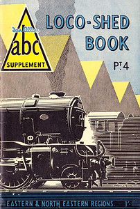 1950 Pt.4, Loco-Shed Book - Eastern Region.