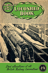 Spring 1955 Locoshed Book, published January 1955, 96pp 2/6, code: 431/213/250/155. No photos inside. A N Wolstenholme cover drawing of an unidentified BR Standard 'Britannia' Class Pacific.