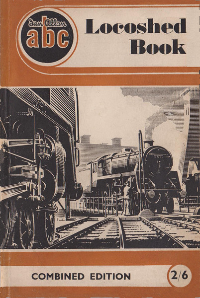 1952 Locoshed Book - Combined Volume.