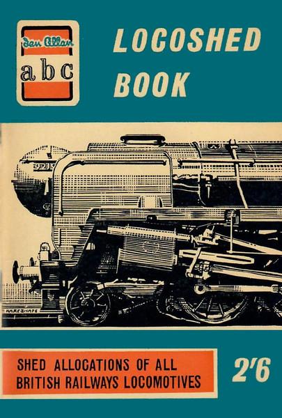 Spring 1959 Locoshed Book.