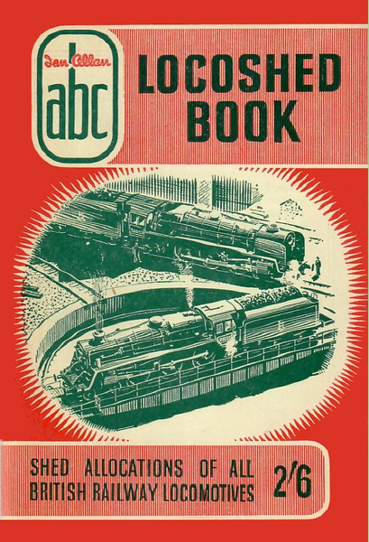 Autumn 1957 Locoshed Book.