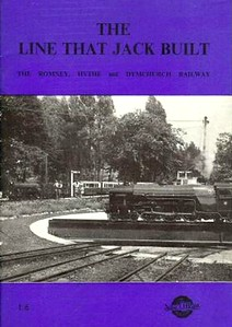 1954 The Line That Jack Built, 4th edition, published August 1954, 28pp 1/6, code: 405/340/50/854. A5 format.
