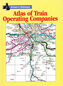 2000 Atlas of Train Operating Companies, 1st edition, published 2000, 64pp (45 maps + index), £14.99, ISBN 0-7110-2717-X, no code, large format.