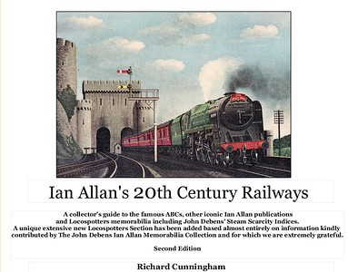 Ian Allan's 20th Century Railways Second Edition 2020.