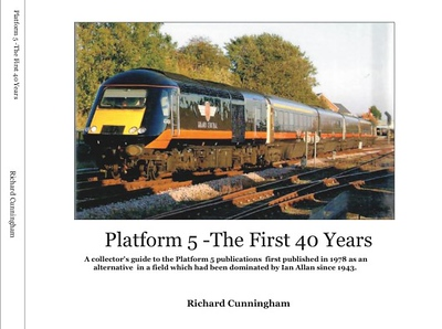Platform 5 The First 40 years First Edition 2019.
