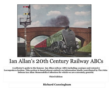Ian Allan's 20th Century Railway ABCs Second Abbreviated Edition 2020.