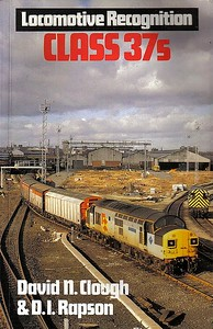 "1991 Locomotive Recognition - Class 37s, by David N Clough & D I Ropson, published 1991, 96pp £6.95, ISBN 0-7110-1919-3, no code. Cover photo of 37059 ""Port of Tilbury"" at Tyneside CFD,  Gateshead."