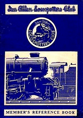 1950-58 Ian Allan Locospotters Club Reference Book in ER dark blue, containing 16pp until 1955, when the number of pages increased to 32. Cover drawing by A N Wolstenholme of an LM Ivatt 43xxx 2-6-0.